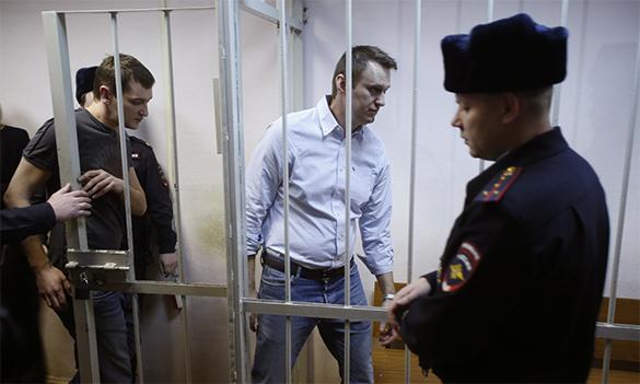 СМИ: Васильева, Навальный и Фетисов не попадут под амнистию. навальный алексей, судебное заседание