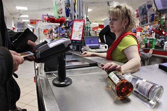 В РФ повысили штрафы за нелегальную реализацию алкоголя
