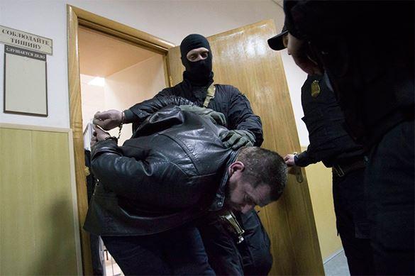 Дело Немцова, задержание