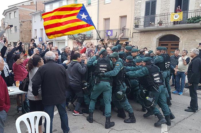 Мятежная Каталония последует примеру Британии. Мятежная Каталония последует примеру Британии