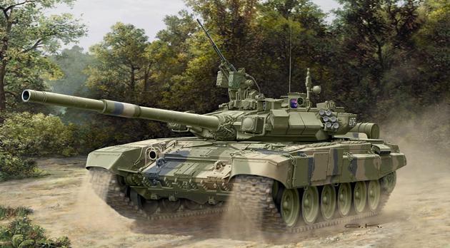 Ирак купил у России танки на один миллиард долларов