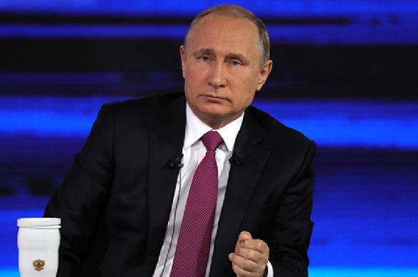 Путин: в России не может быть своей криптовалюты. 387875.jpeg