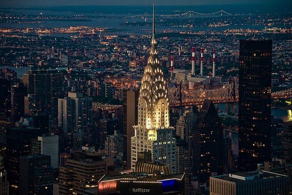 Символ Нью-Йорка небоскреб Крайслер-билдинг выставлен на продажу. 396875.jpeg