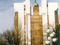 Оппозиция захватила резиденцию президента Молдавии