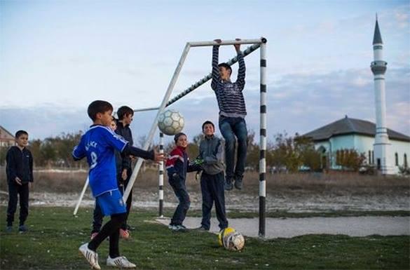 Став российским, Крым начал заниматься спортом, читать и меньше пить. Спорт