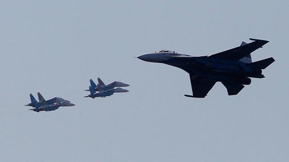 Самолеты ЦВО летят в Сибирь