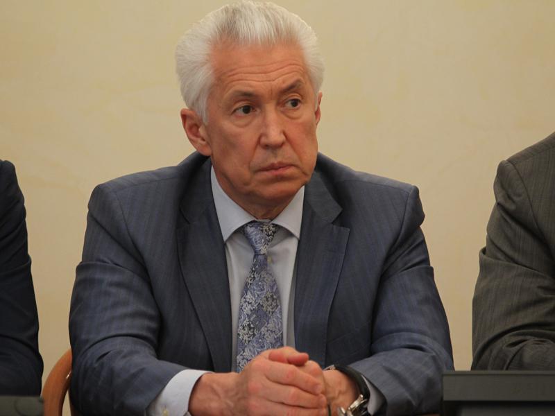 Владимир Васильев назначен врио главы Дагестана. Владимир Васильев назначен врио главы Дагестана