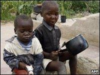 В Зимбабве холерой болеют почти 100 тысяч человек