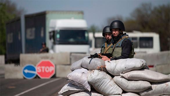 Сотрудники СР РФ обстреляны на границе с Украиной. 293877.jpeg