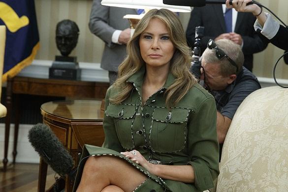 Какая честь! Меланье Трамп могут установить памятник