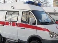 Скорая помощь перевернулась на севере Москвы, пострадали 4