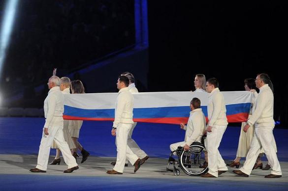 Российским параолимпийцам запретили упоминать гражданство в соцсетях. Российским параолимпийцам запретили упоминать гражданство в соцс