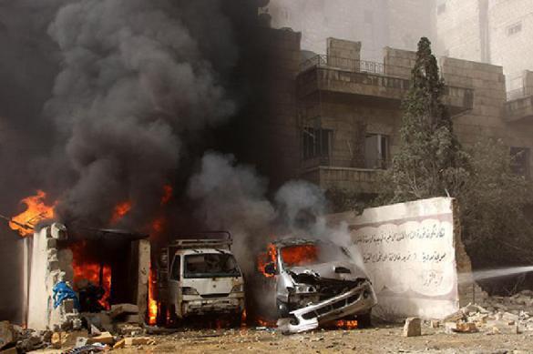 SANA: коалиция атаковала Сирию, есть жертвы. 389878.jpeg