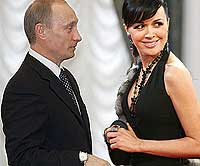 Путин познакомился в Куршавеле с «прекрасной няней»…