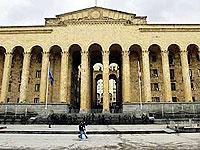 Президент Грузии предложил перенести парламент в другой город