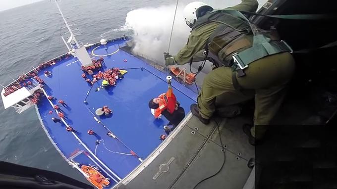 Паром Norman Atlantic: спасательная операция подходит к концу. 307879.jpeg