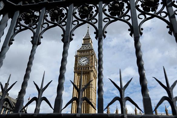 ИноСМИ: Британия не вооружит Украину. британия лондон