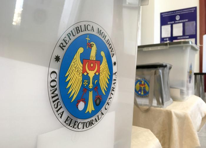 выборы Молдавия