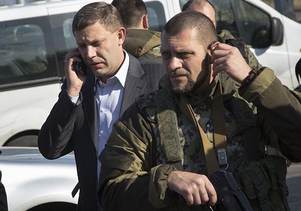 Официальный глава ДНР заявил о готовности встретиться с Петром Порошенко. 302880.jpeg