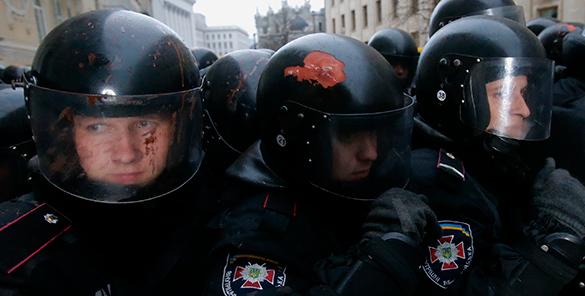 На Украине снова начали