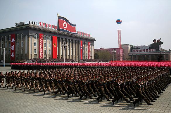 Ким Чен Ын не выпускает западных журналистов из КНДР