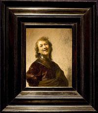 Рембрандт посмеялся над аукционом