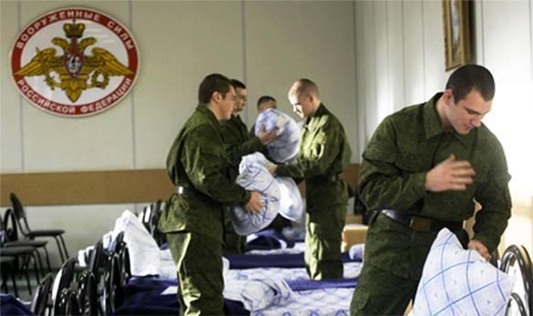 Впервые за 20 лет в российской армии служат призывники из Чечни. 303881.jpeg
