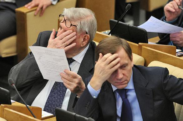 Дума рассмотрит закон о снижении зарплаты депутатов до народной. 386881.jpeg