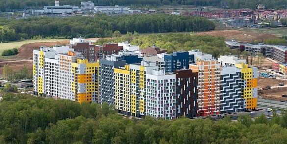 Покупатели жилья в столичном регионе стали больше выбирать Подмосковье. 402881.jpeg