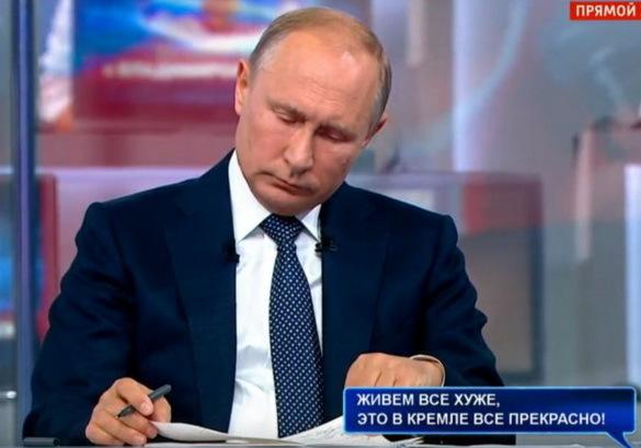 Прямая линия Путина: россияне устали покорно терпеть власть. 403881.jpeg