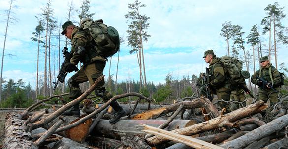 На Сахалине мотострелковые подразделения подняты по тревоге. десант, солдаты, военные учения