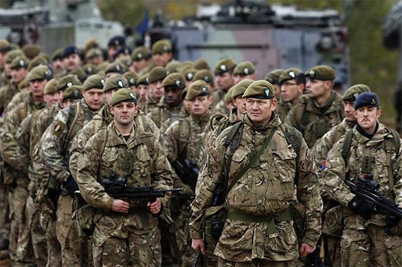 В Эстонии расположится большой контингент союзников по НАТО