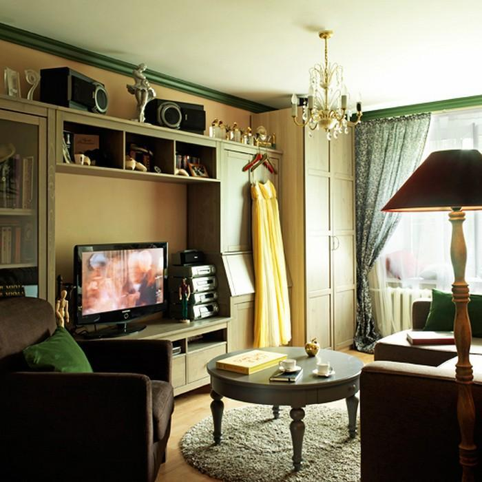 Квартира Виктории Дайнеко с видом на вишневый сад. 404882.jpeg