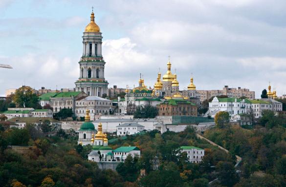 Киев: светскую хунту дополнит церковная?. Противостояние и интриги внутри украинской Церкви