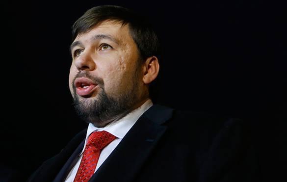 ДНР: Визит американцев в Донбасс мы расцениваем как готовность к войне. денис пушилин