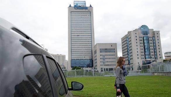 Штаб-квартира Газпром