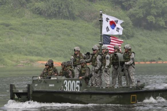 США и Южная Корея проведут новые совместные военные учения. 399883.jpeg