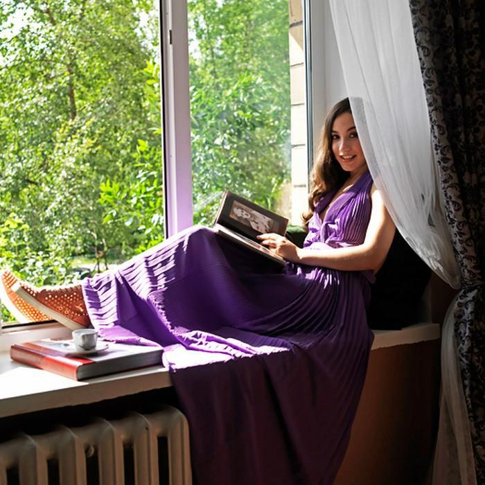 Квартира Виктории Дайнеко с видом на вишневый сад. 404883.jpeg