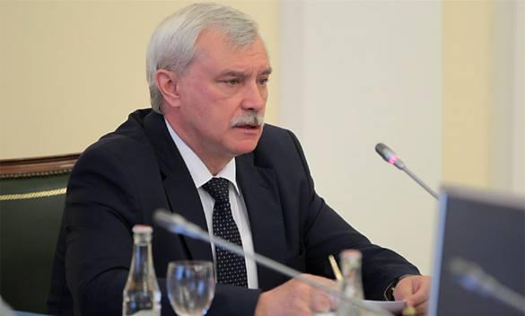 Путин отправил в отставку губернатора Петербурга. Путин отправил в отставку губернатора Петербурга