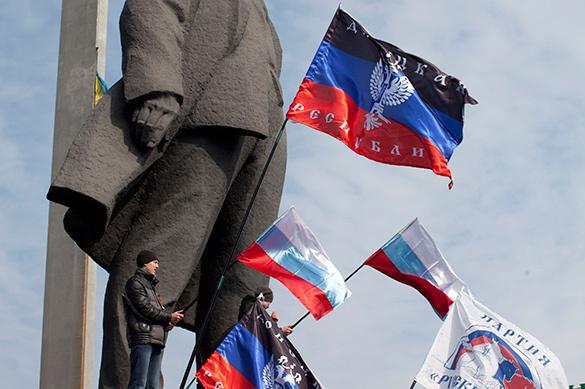 Самоубийственная логика киевских властей ведет к развалу страны