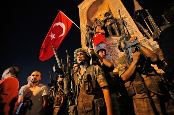 Анкара предложила Берлину обменять немецкого журналиста на беглы