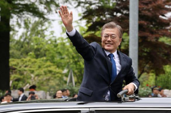 Сестра Ким Чен Ына пригласит президента Южной Кореи в КНДР. 382884.jpeg