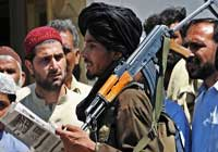 Талибы взорвали предвыборную тишину