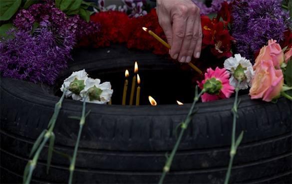 Ослепшая Украина не видит акций памяти Одесской Хатыни, которые проходят по всему миру. Память, скорбь