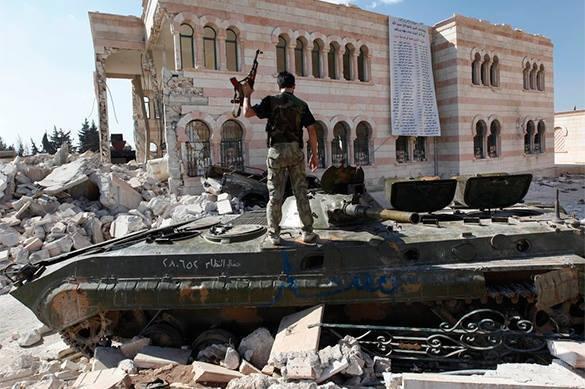 Сирийская армия штурмует Алеппо