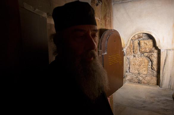 Ученые сообщили, что гробница Христа награни обрушения