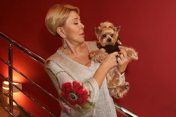 Певица Любовь Успенская поскандалила со стюардессой из-за собаки. 384885.jpeg