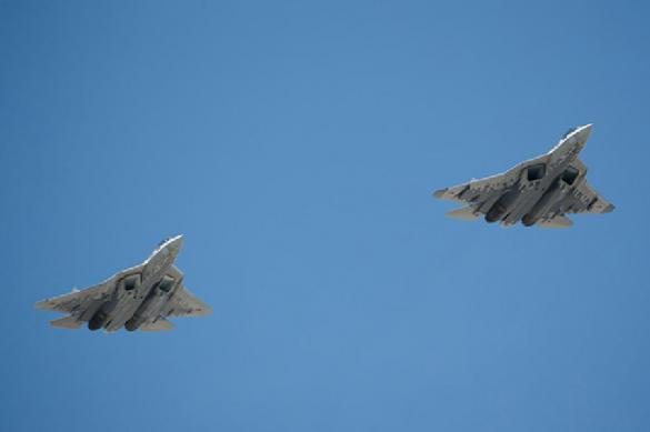"""National Interest: Су-57 """"съест"""" F-22 Raptor на закуску. 386885.jpeg"""