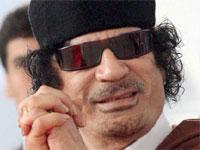Ливийский лидер требует
