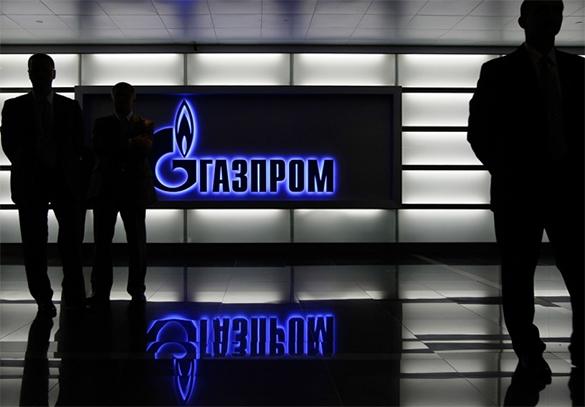 """""""Газпром"""" умеет экономить и не доступен внешнему воздействию. газром, газ"""